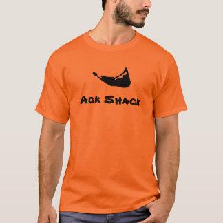 Camiseta de la cabaña del Ack