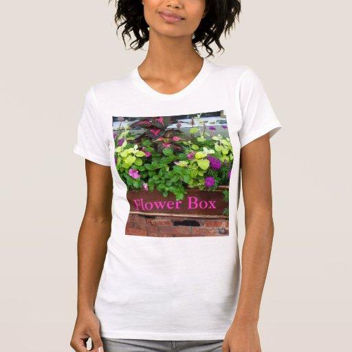 "Camiseta ""de la caja de ventana de cobre amarillo"" remeras"