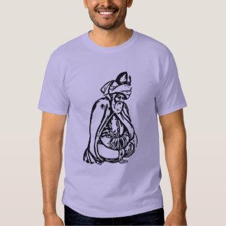 camiseta de la camisa del rumi del jalaluddin del