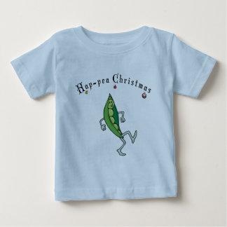 Camiseta de la camiseta de las felices Navidad Playera