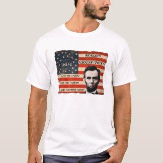 Camiseta de la campaña de Abraham Lincoln 1864