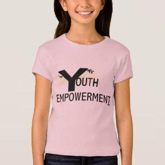 Camiseta de la capacitación de la juventud