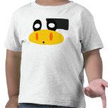 camiseta de la cara de la vaca