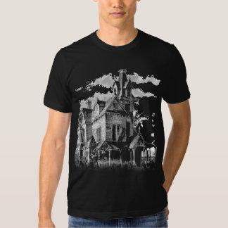 Camiseta de la casa encantada camisas