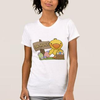 Camiseta de la caza del huevo