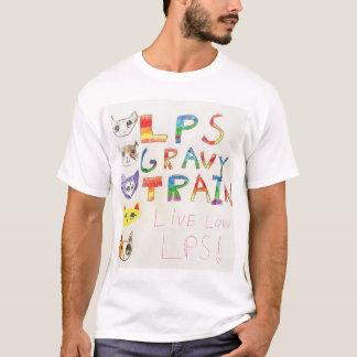 Camiseta de la celebración de la época dorada de