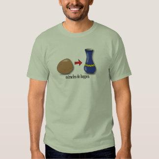 Camiseta de la cerámica playeras
