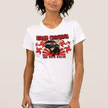 Camiseta de la chihuahua de Ninja
