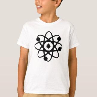 Camiseta de la ciencia (blanca) playera
