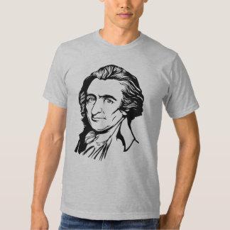 Camiseta de la cita de Thomas Paine Remera