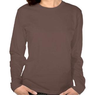 Camiseta de la cita del chocolate y del vino del g