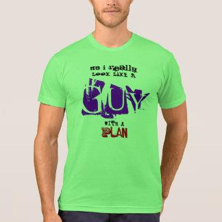 Camiseta de la cita del comodín