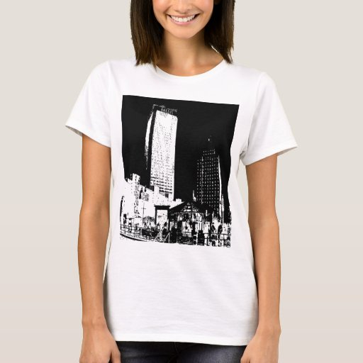 Camiseta de la ciudad