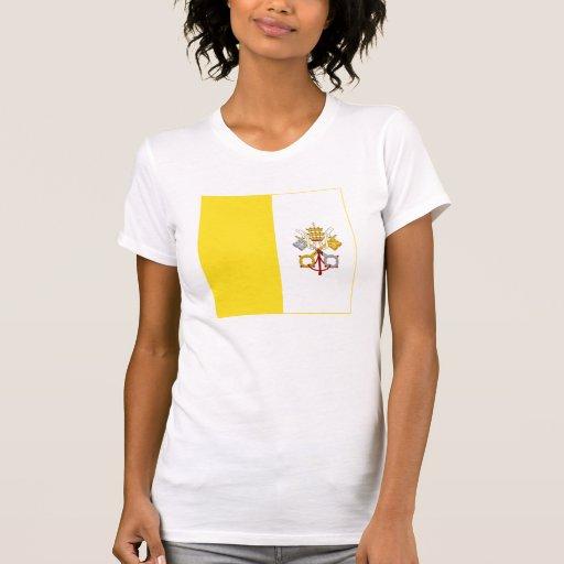 Camiseta de la Ciudad del Vaticano