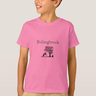 Camiseta de la ciudad natal de Bolingbrook para Remeras