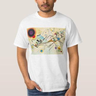 Camiseta de la composición VIII de Kandinsky Remeras