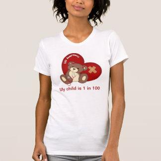 Camiseta de la conciencia de CHD