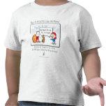 Camiseta de la conciencia de la alergia