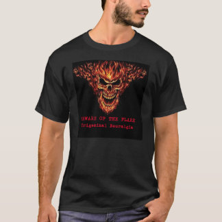 Camiseta de la conciencia de la neuralgia de