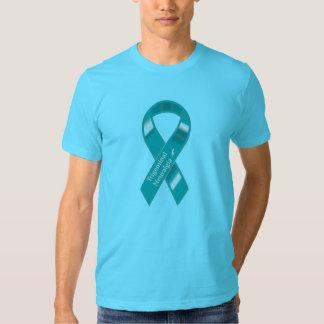 Camiseta de la conciencia de la neuralgia del remeras