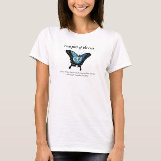 Camiseta de la conciencia del CFS
