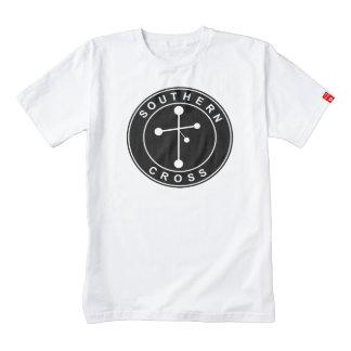 Camiseta de la constelación de la cruz del sur playera zazzle HEART