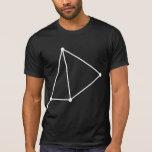 Camiseta de la constelación de los velos remeras
