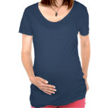 Camiseta de la constelación de Lyra Playera Premamá