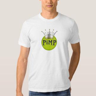 Camiseta de la corona de Deco del chulo Remera