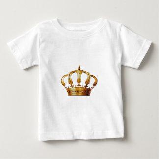 Camiseta de la corona de la reina Elizabeth