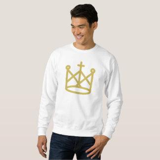 Camiseta de la corona del Midas Sudaderas Encapuchadas