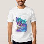 Camiseta de la costa de Napali Playera