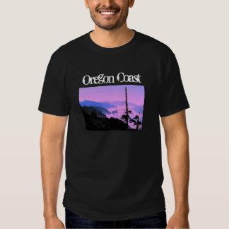 Camiseta de la costa de Oregon Playeras