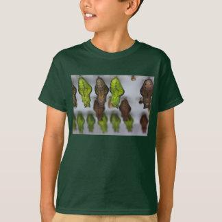 Camiseta de la crisálida polera