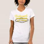 Camiseta de la dama de honor de Las Vegas