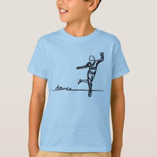 Camiseta de la danza de golpecito (niños)