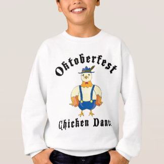 Camiseta de la danza del pollo de Oktoberfest
