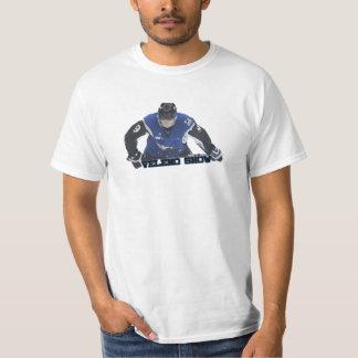 Camiseta de la demostración de Veleno Remeras