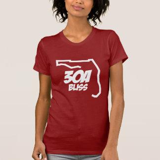 camiseta de la dicha 30A Polera