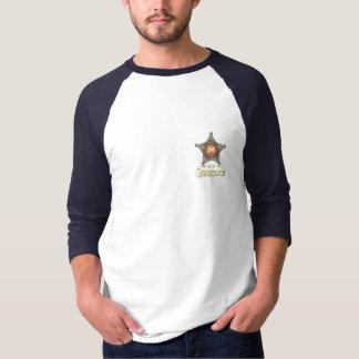 Camiseta de la diligencia del WP Remeras