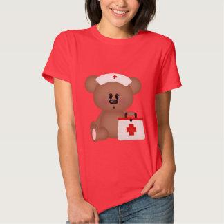 Camiseta de la diversión del dibujo animado del poleras