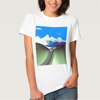Camiseta de la divisoria de Dallas Remera