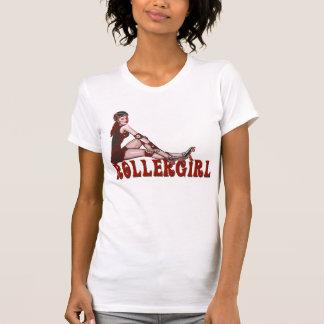 Camiseta de la emisión de Rollergirl