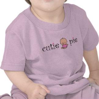 Camiseta de la empanada de Cutie