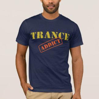 Camiseta de la energía del trance