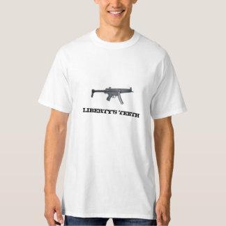Camiseta de la enmienda de Pro-2nd Remeras