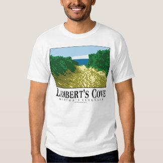 Camiseta de la ensenada de Lamberto Poleras