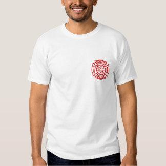 Camiseta de la escalera 2 de BFD Poleras