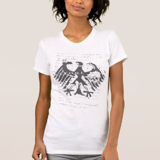 Camiseta de la escritura de Satori Remera
