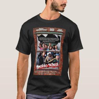 Camiseta de la escuela del ghetto